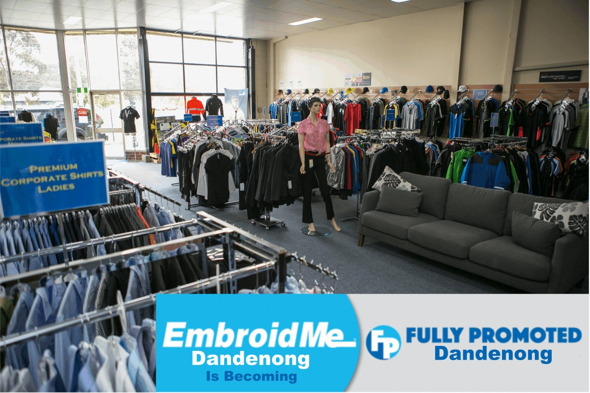 Fully Promoted Dandenong