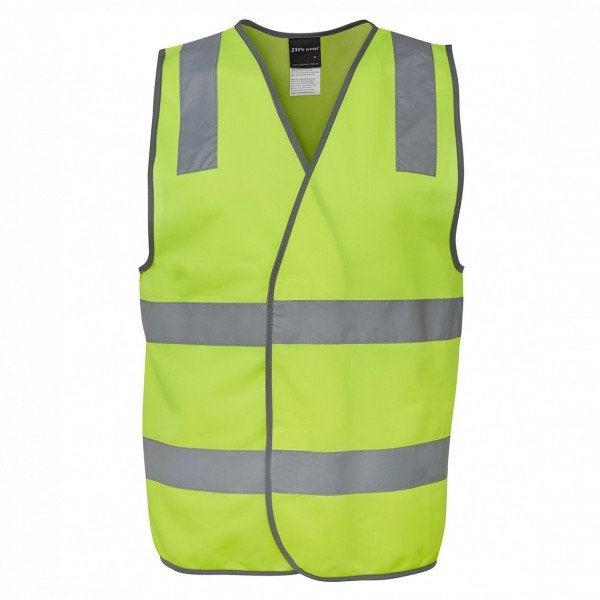 Custom JB's Hi Vis (D+N) Safety Vest