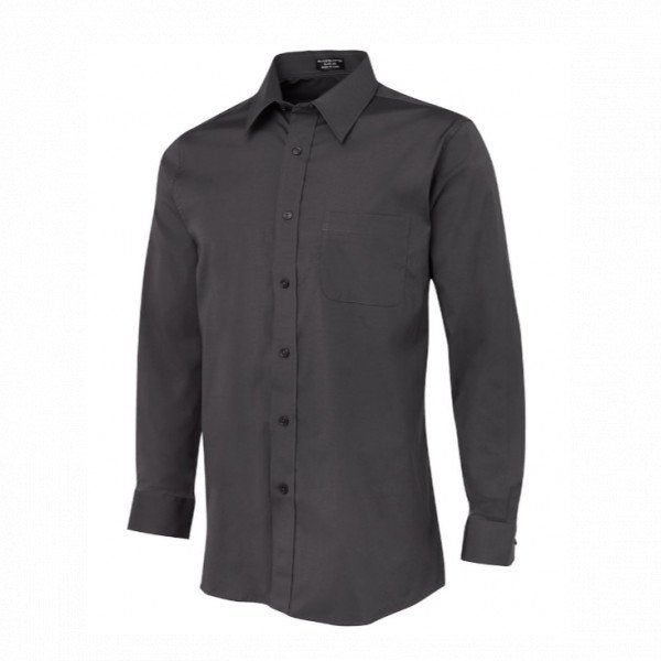 Custom Urban Men's L/S Poplin Shirt