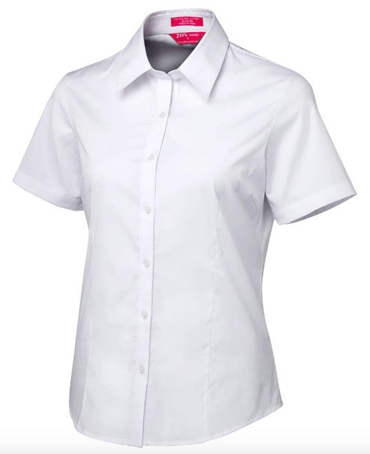 LADIES URBAN S/S POPLIN SHIRT