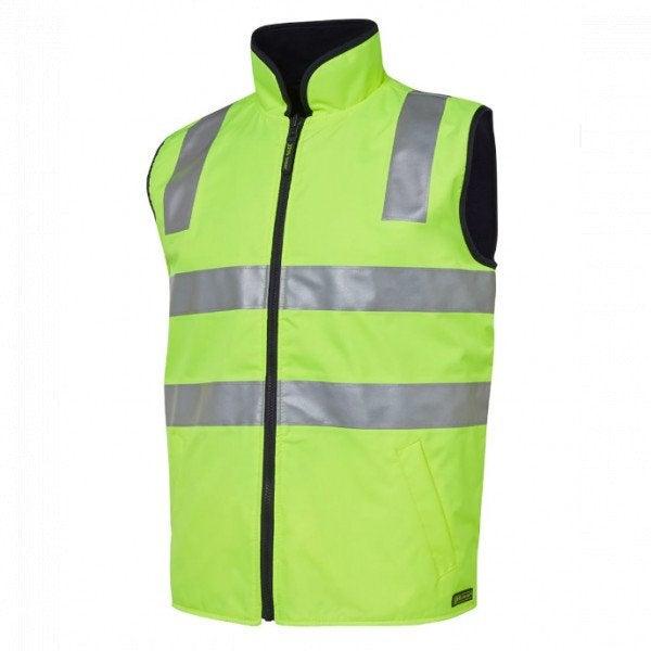 Custom JB's Hi Vis (D+N) Reversible Vest