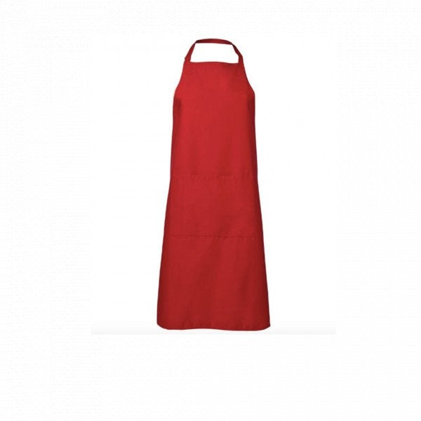 Custom Bib Apron With Pocket