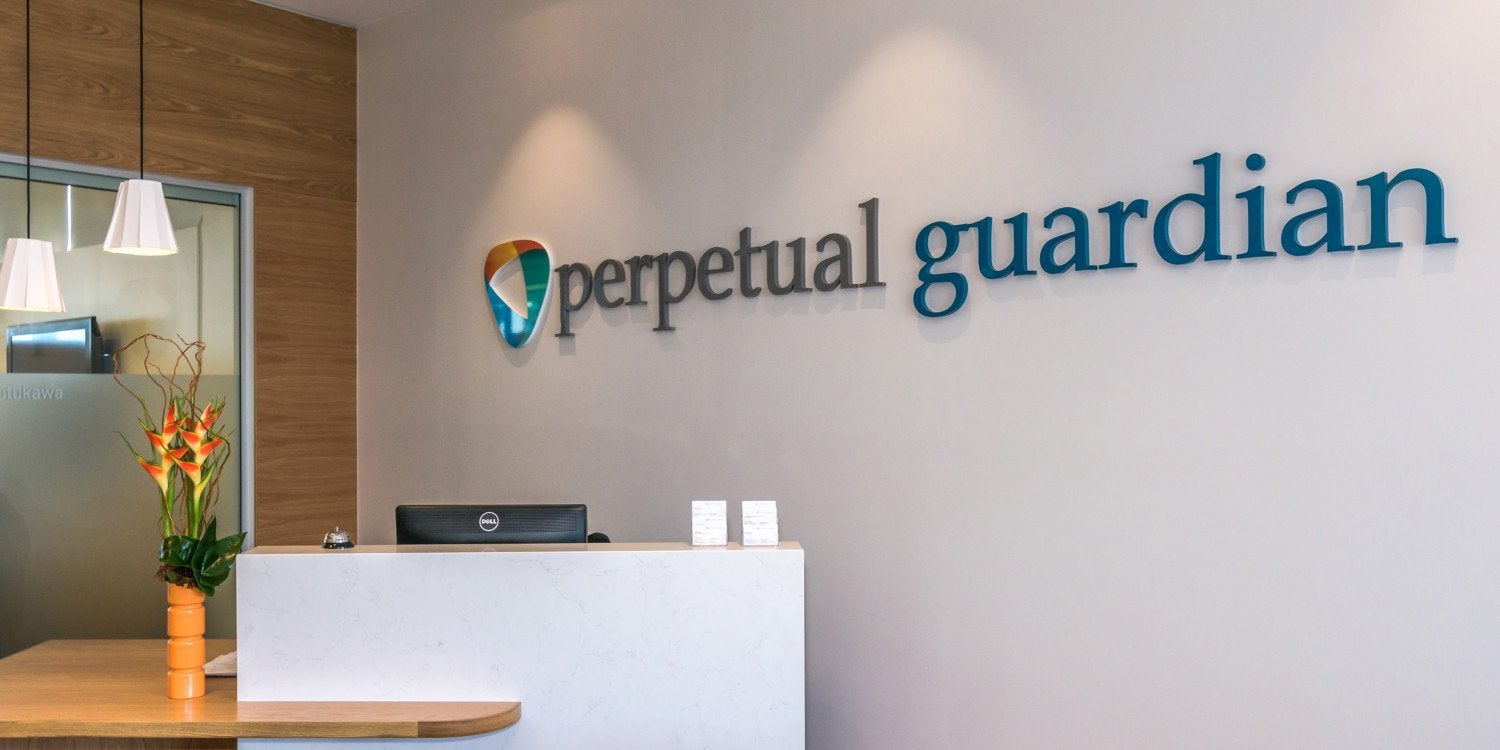 Partnered with Perpetual Guardian