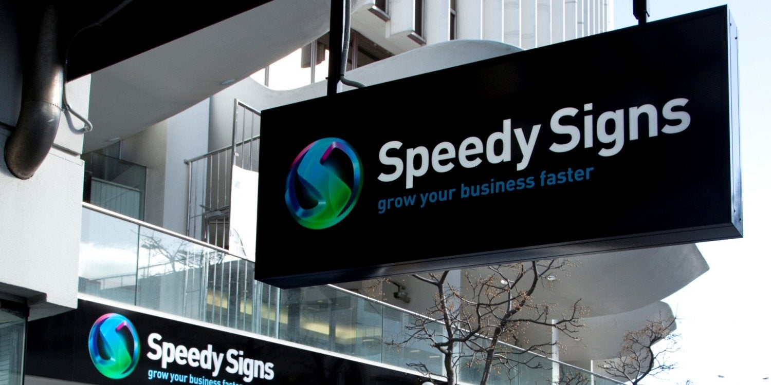 Find your local Speedy Signs store
