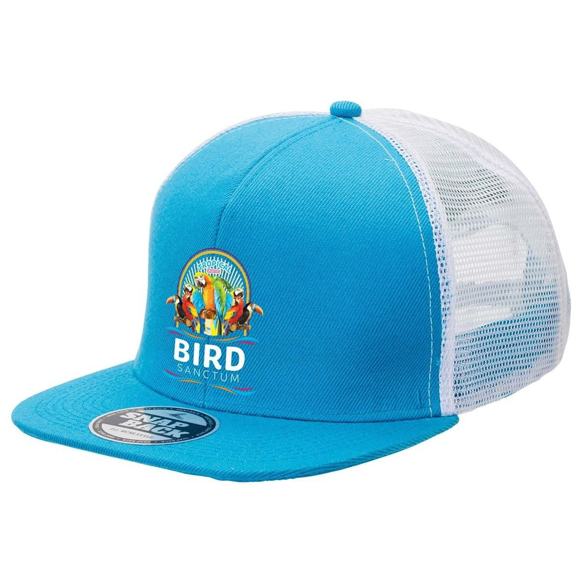 Youth Snapback Trucker Cap