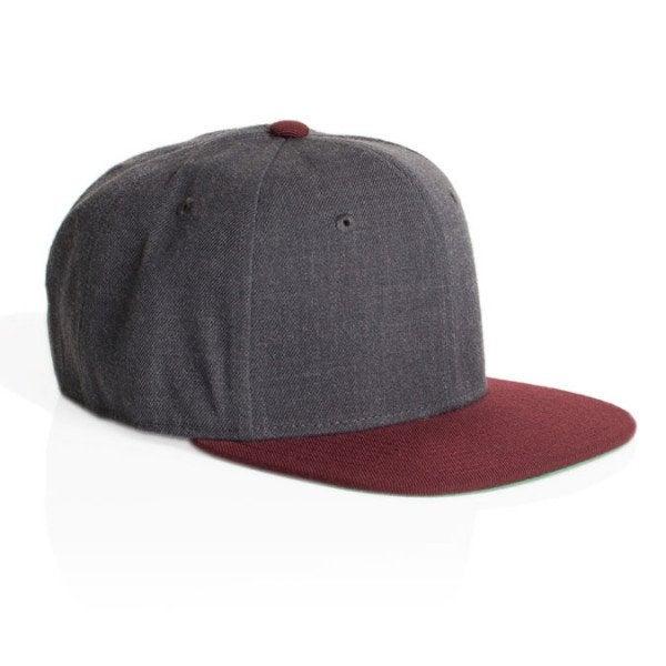 Clip Snapback Cap