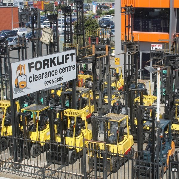 Forklift Clearance Centre