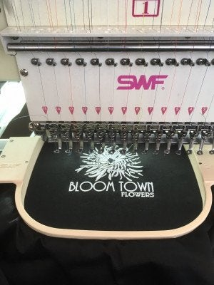 Fully Promoted Embroidery Services