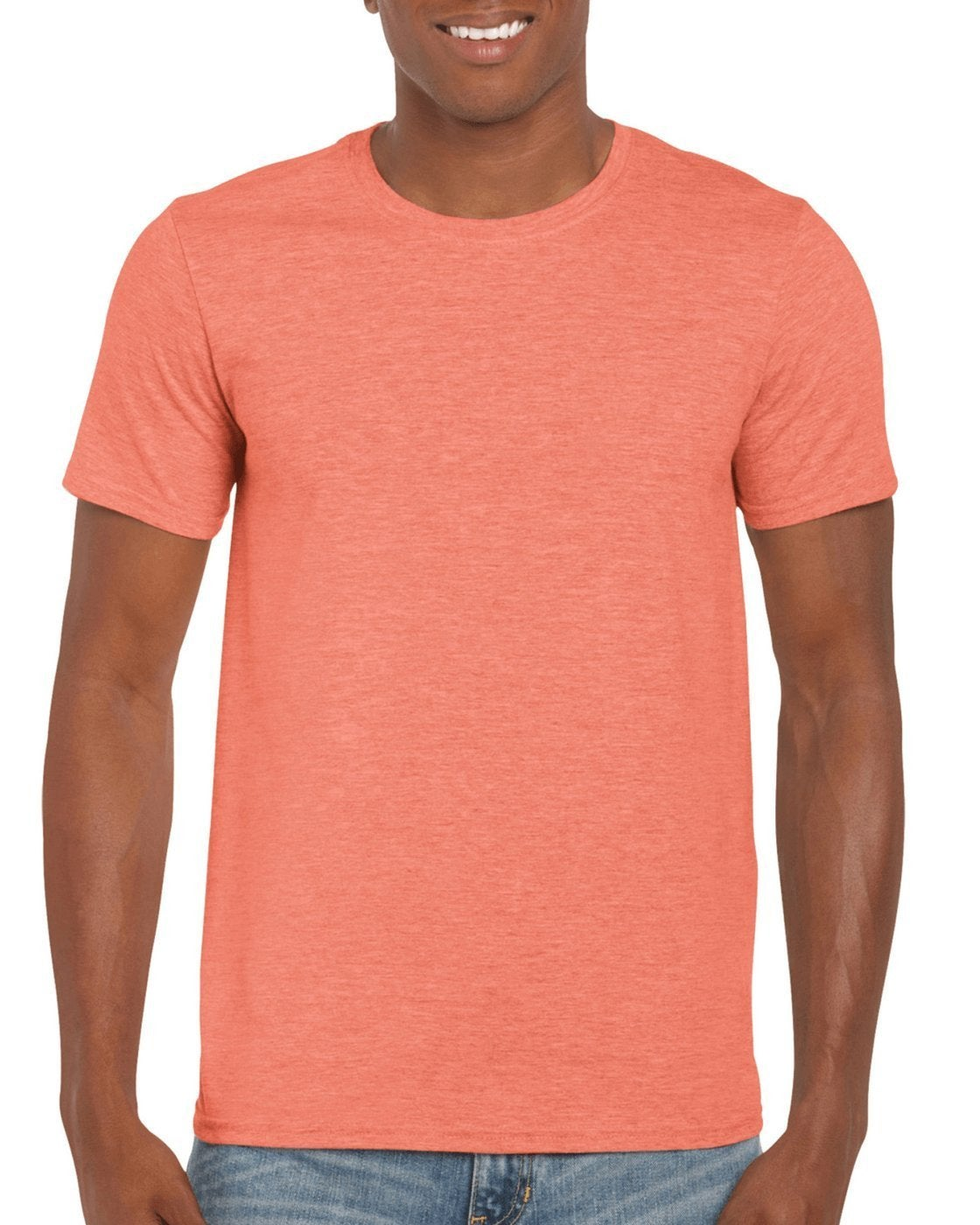 Men's Fitted Short Sleeve T-Shirt