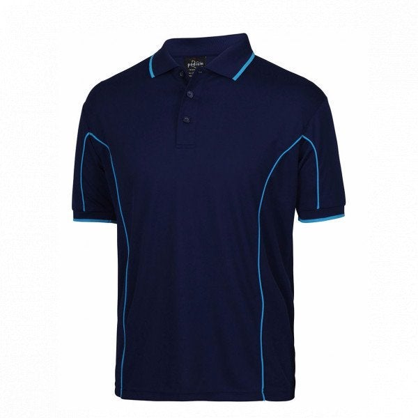 Men's Piping Polo
