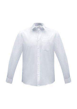 Mens Euro Long Sleeve Shirt
