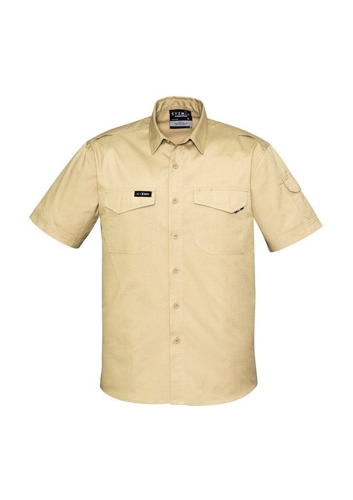 Syzmik Rugged Cooling Mens S/S Shirt
