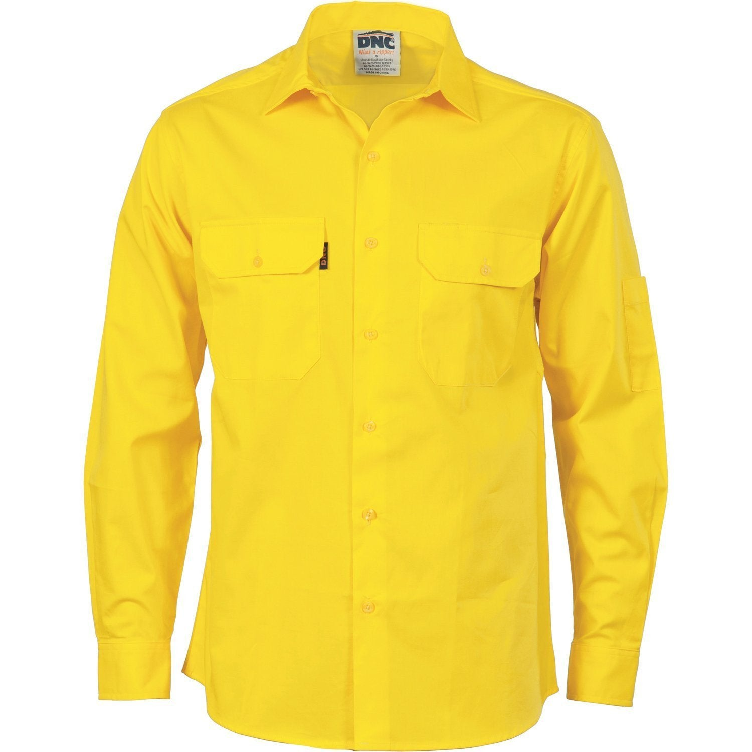 Cool-Breeze Long Sleeve Work Shirt