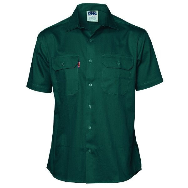 Custom Cool-Breeze Short Sleeve Work Shirt