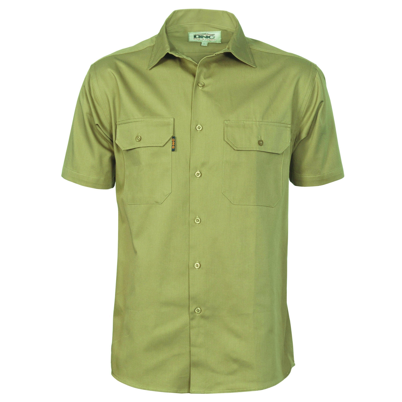 Cool-Breeze Short Sleeve Work Shirt