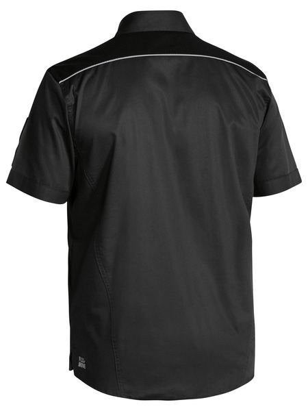 FLEX & MOVE Mechanical Stretch Short Sleeve