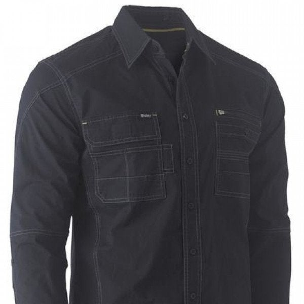FLEX & MOVE UTILITY WORK SHIRT - LONG SLEEVE