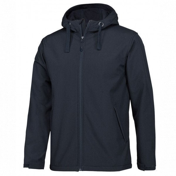 Custom Podium Hooded Softshell Jacket