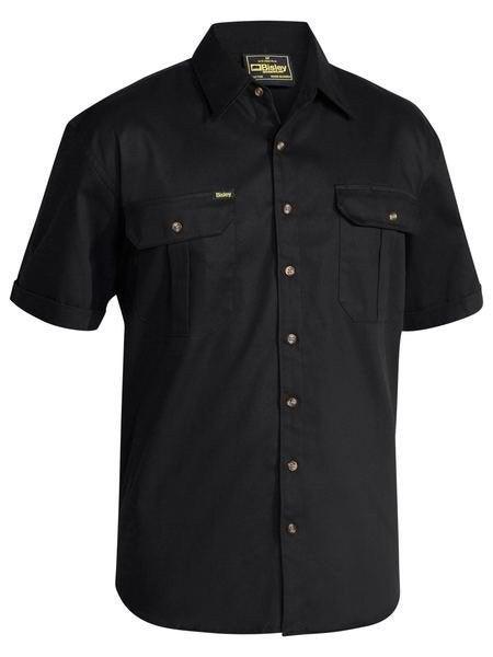 Bisley Original Cotton Drill Shirt S/S