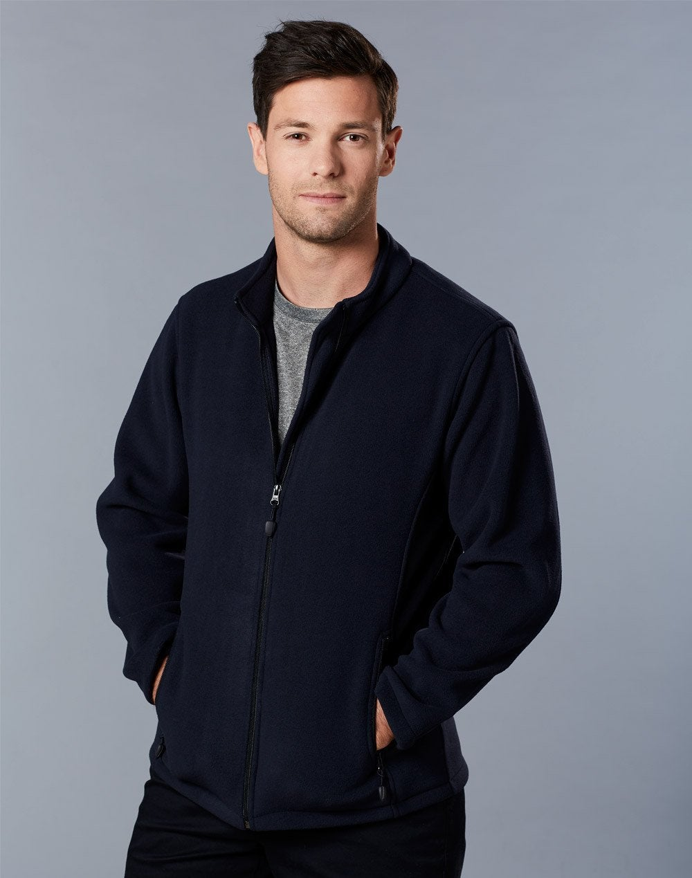 Frost Fleece Men's Jacket