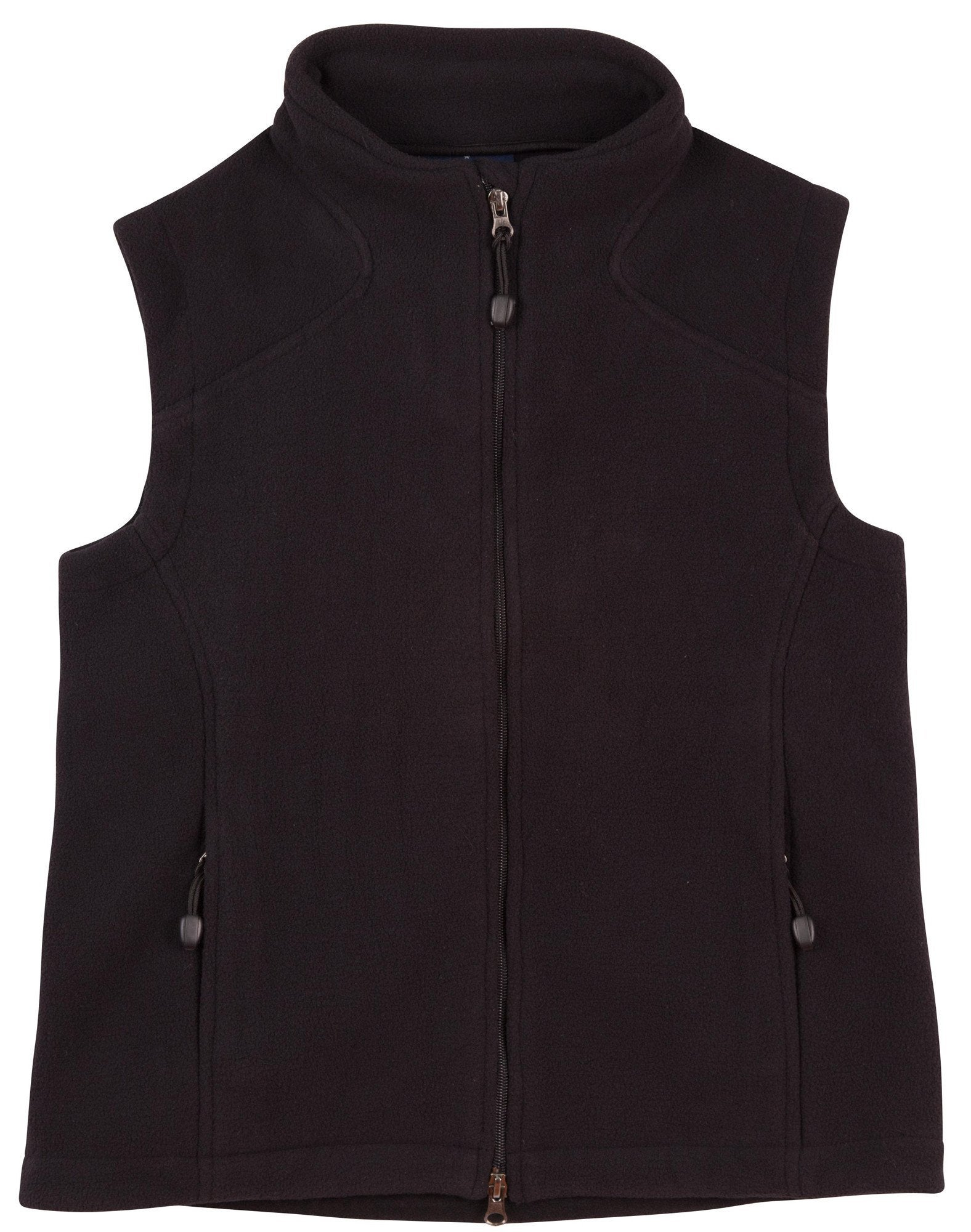Ladies' Diamond Polar Fleece Vest