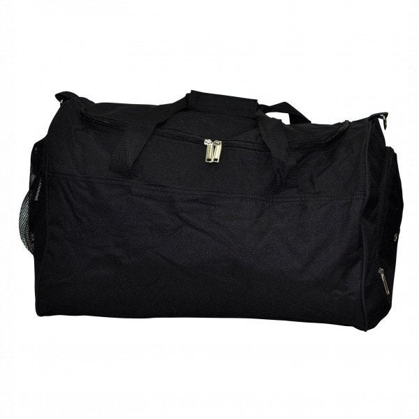 Custom Basic Sports Bag with Shoe Pockets