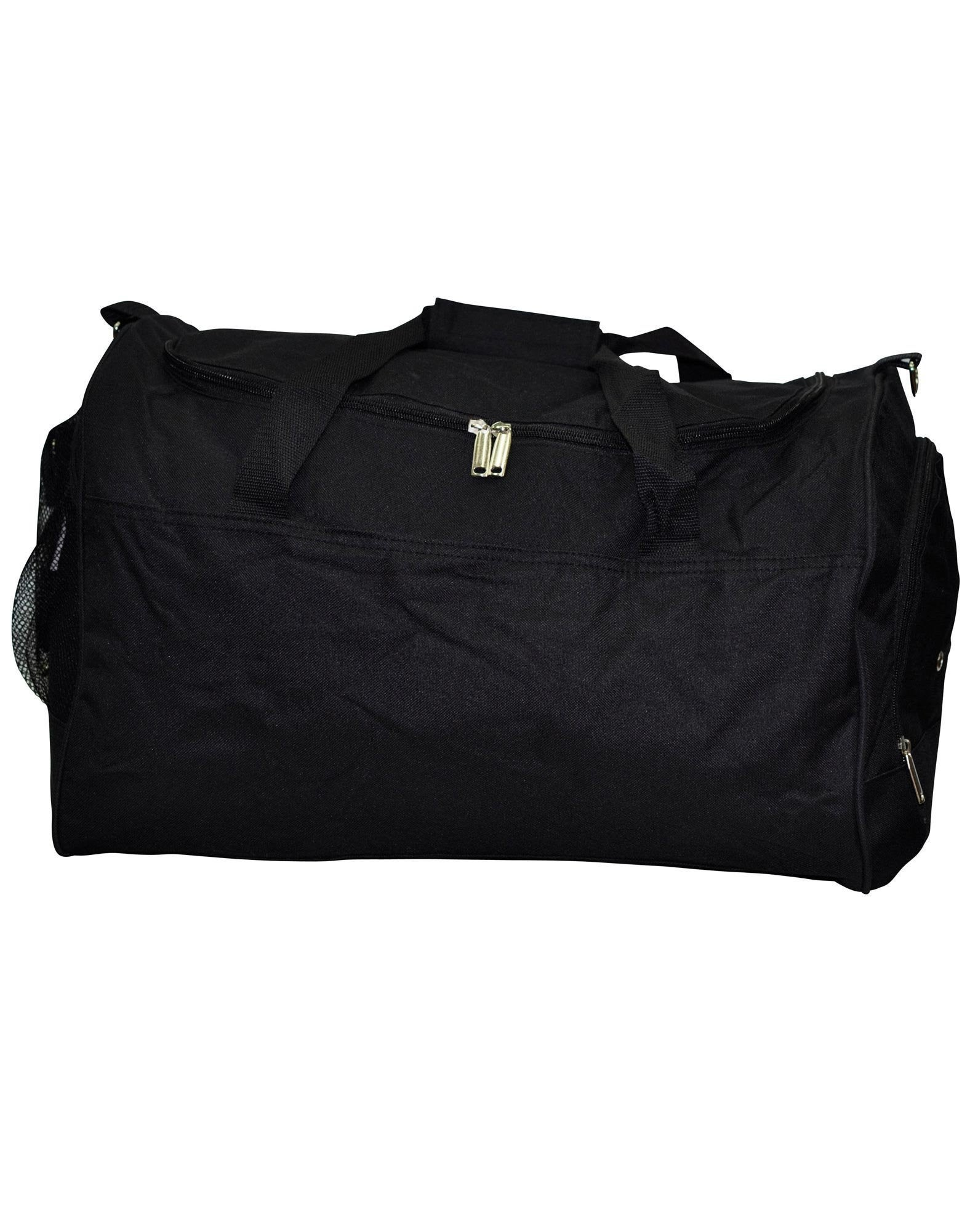 Basic Sports Bag with Shoe Pockets