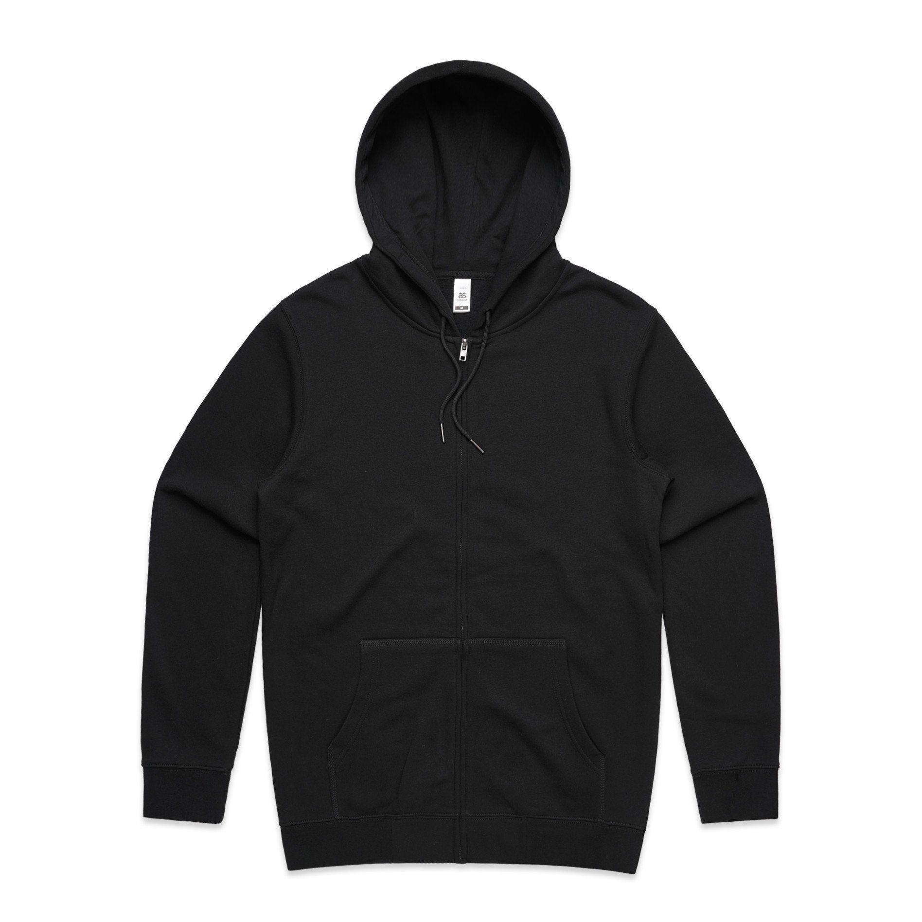 Unisex Index Zip Hood