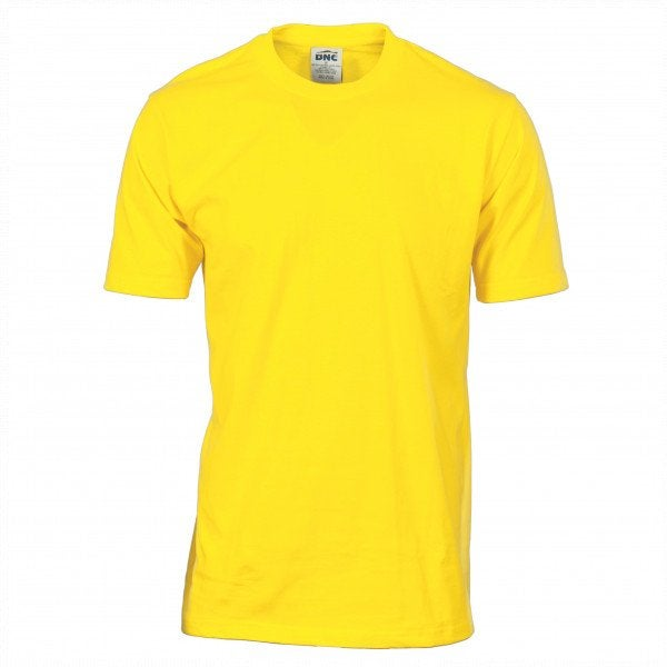 Custom Hi Vis Cotton Jersey Tee