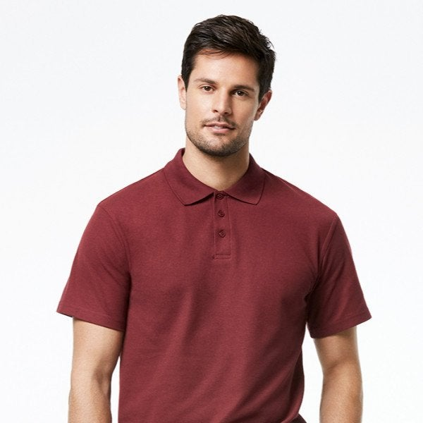 Custom Mens Crew Polo