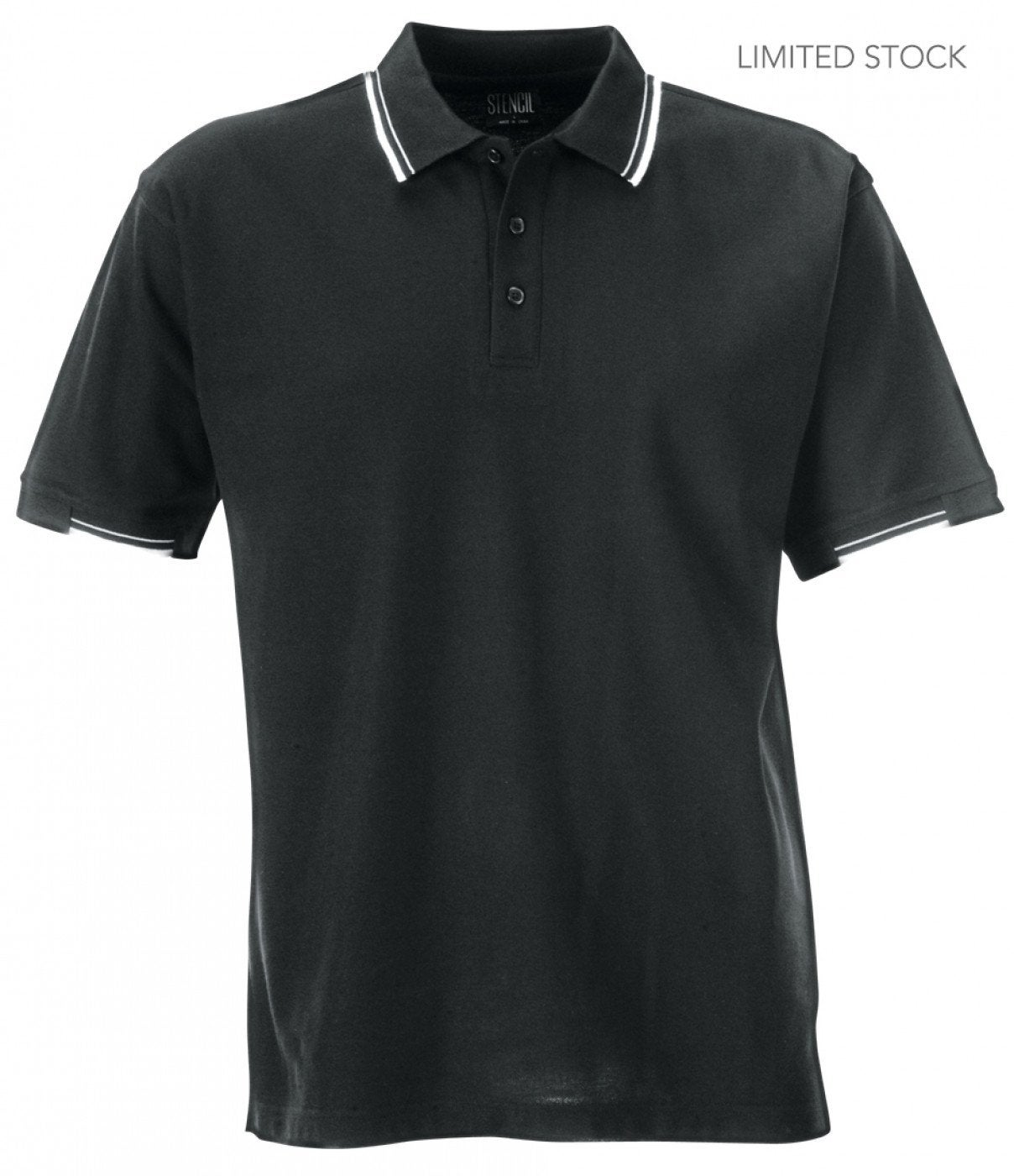 Standard Plus S/S Polo - Mens & Womens