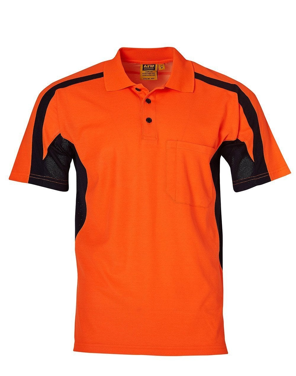 True Dry Hi Vis Unisex Polo