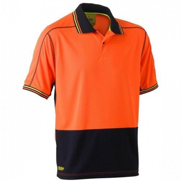 Custom Bisley Two Tone HV Polo