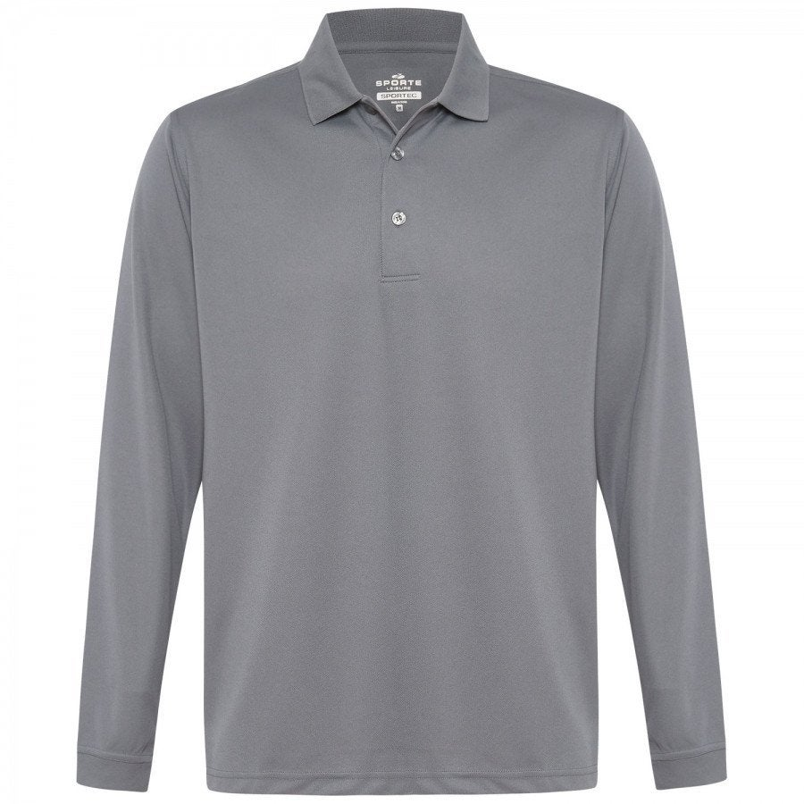 Aero Long Sleeve Polo