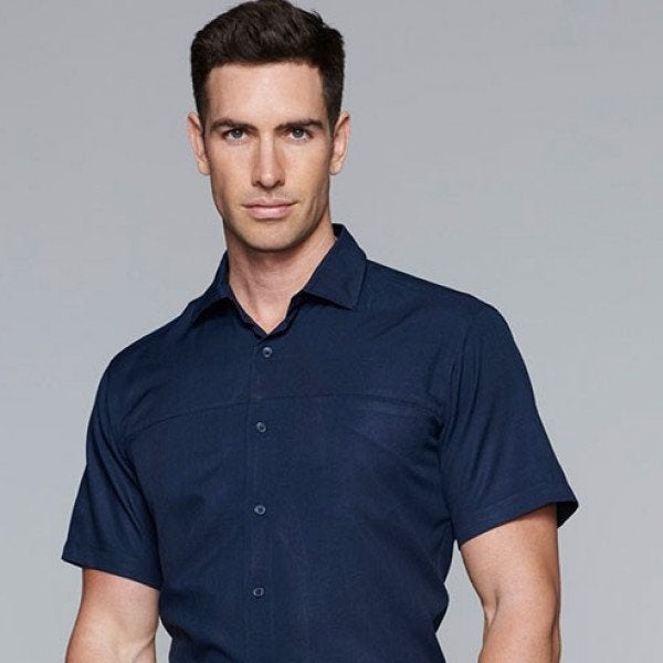 Custom Men's Springfield Short Sleeve Shirt