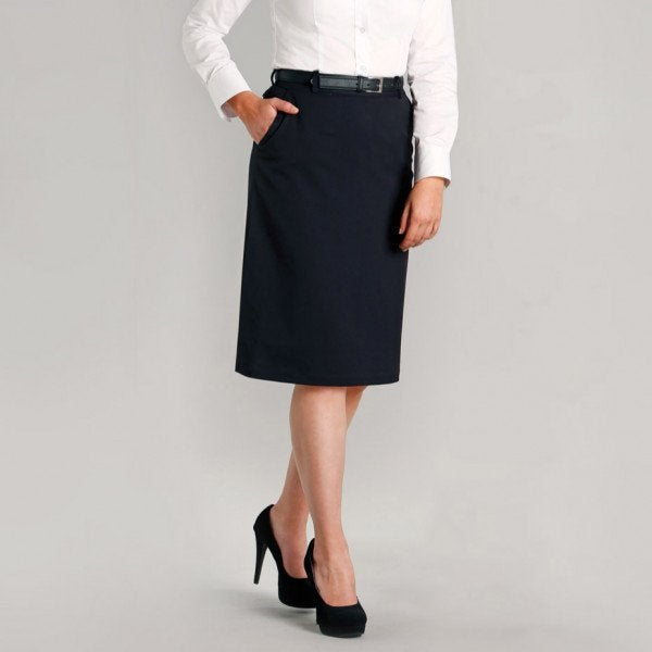 Custom Women's Poly/Viscose Utility Lined Skirt